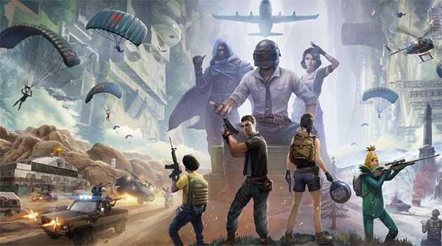 PUBG Online Game Defines Battle Royale Genre