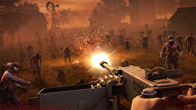 Mission in PUBG Online Game