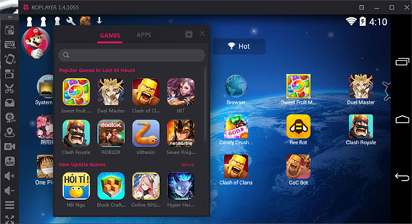 Download KO player for your PC
