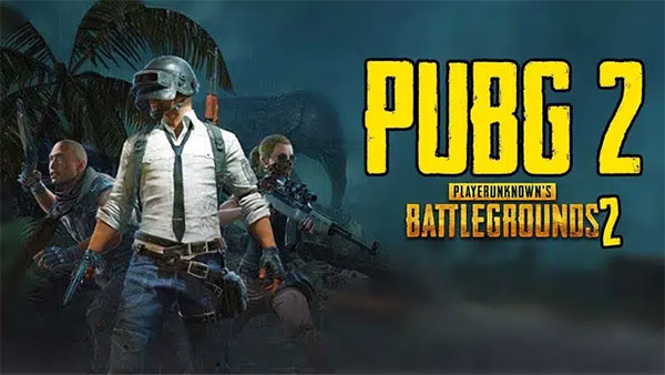 PUBG 2 is in progress and going to come out this year