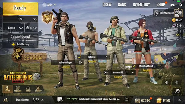 How to play Payload mode in PUBG