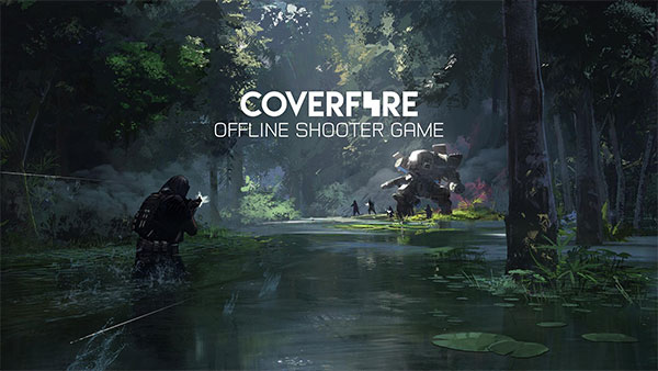 One of the best shooting games suitable for low-end devices