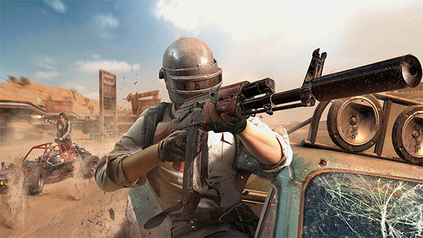 Download PUBG Mobile on iOS is very easy for everyone to do it.