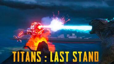 PUBG Mobile Titans Last Stand
